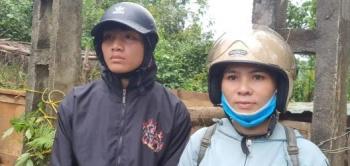 Xót xa cảnh nam sinh lớp 11 ngóng chờ 7 người thân mất tích ở Trà Leng