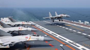 Trung Quốc tham vọng gì với hạm đội tàu sân bay?