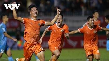 Bình Định giành quyền thăng hạng V-League 2021
