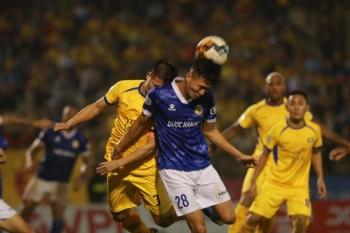 Hòa SLNA, Nam Định trụ hạng V-League với kịch bản nghẹt thở đến khó tin