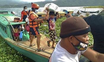 Gần một triệu người Philippines sơ tán phòng siêu bão Goni