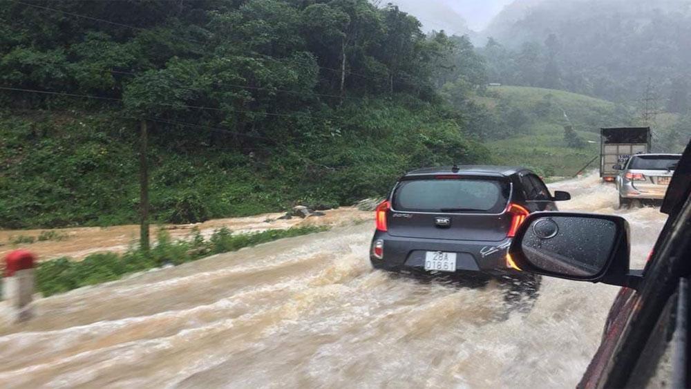 Thời tiết hôm nay 1/10: Nhiều nơi mưa lớn, gió giật mạnh
