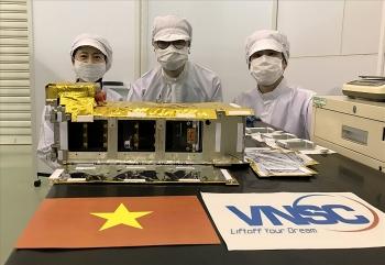 Vệ tinh NanoDragon của Việt Nam chưa được phóng vào vũ trụ