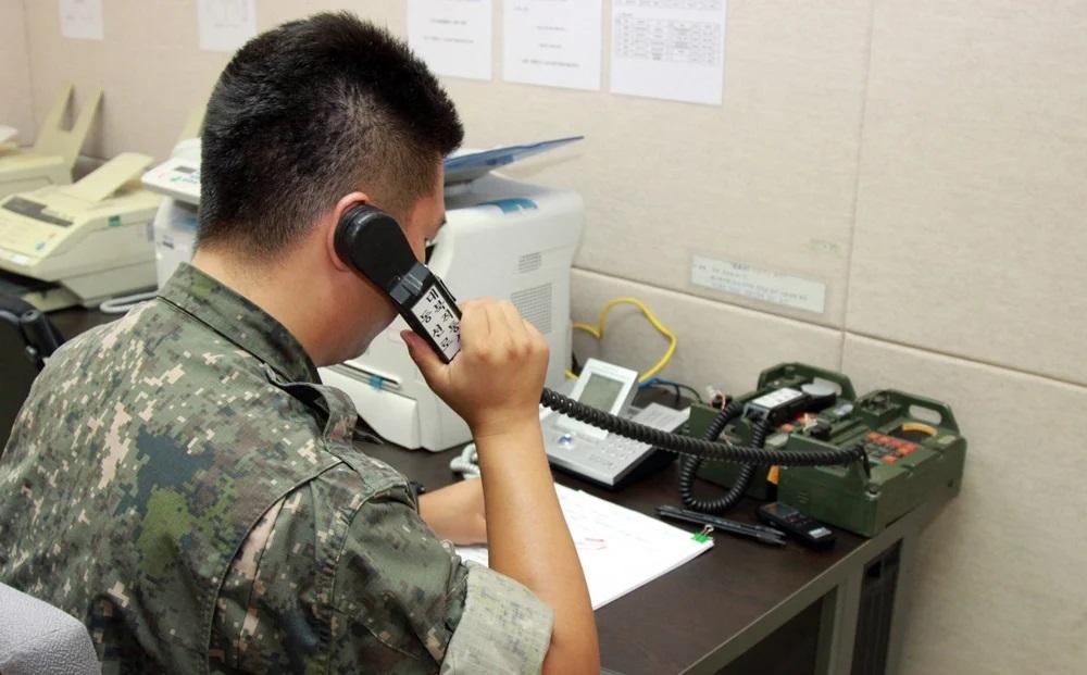 Hàn Quốc - Triều Tiên nối lại các cuộc điện thoại liên lạc hằng ngày