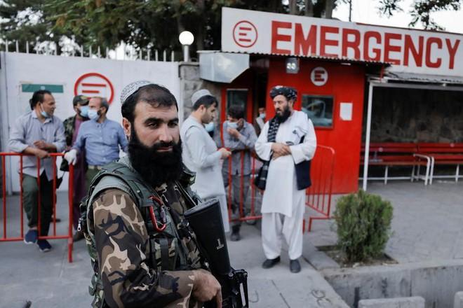 Taliban xóa sổ hang ổ khủng bố IS ở Thủ đô Kabul