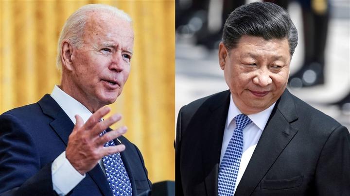 Ông Biden: Mỹ và Trung Quốc nhất trí tuân thủ thỏa thuận Đài Loan