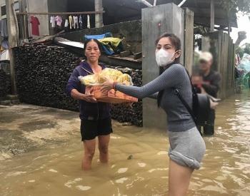 Hai xã ở Thừa Thiên - Huế báo cáo khoản tiền từ thiện của ca sĩ Thủy Tiên