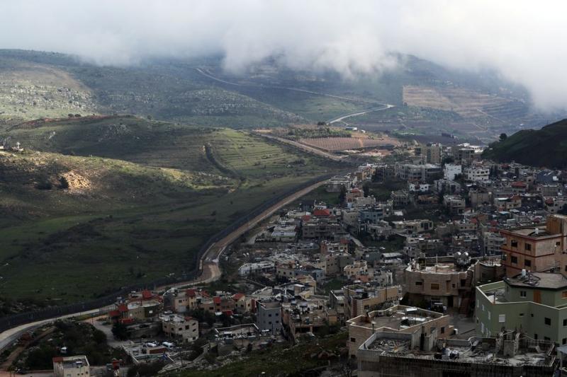 Israel thề không trả Cao nguyên Golan cho Syria