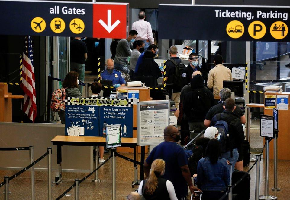 Mỹ mở cửa cho du khách đã tiêm vaccine Covid-19