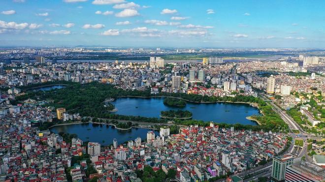 Điều chỉnh quy hoạch Thủ đô Hà Nội - bức tranh đô thị sẽ thay đổi theo hướng nào?