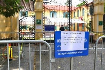 Bệnh viện Việt Đức thông báo dỡ phong tỏa và đón bệnh nhân từ 0h đêm nay