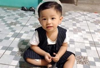 Bé trai 3 tuổi mất tích bí ẩn ở Bình Dương