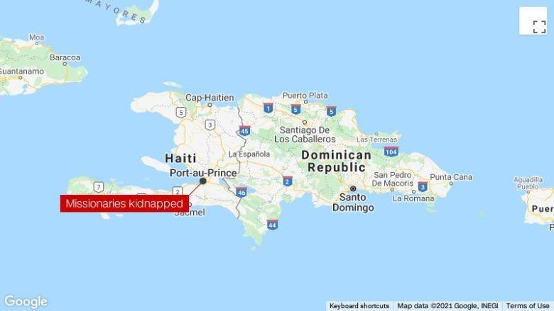 17 người Mỹ bị bắt cóc táo tợn tại Haiti