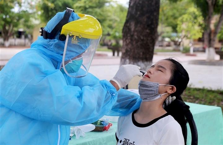 47 học sinh ở Phú Thọ dương tính SARS-CoV-2