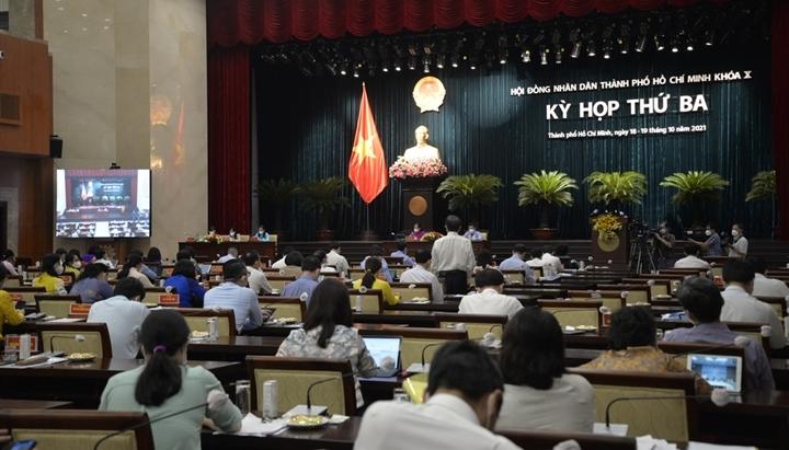 Đại biểu HĐND TP.HCM đề xuất có ngày tưởng niệm người qua đời vì COVID-19