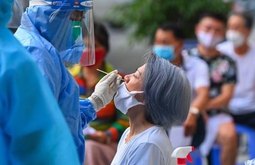 Việt Nam ghi nhận 3.034 ca mắc mới COVID-19 tại 48 tỉnh, thành