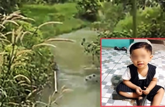 Tìm thấy thi thể bé trai 2 tuổi mất tích bí ẩn ở Bình Dương