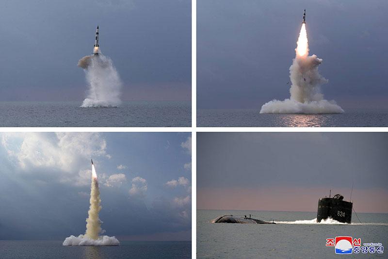 Mỹ-Triều Tiên tranh cãi gay gắt sau vụ thử tên lửa mới