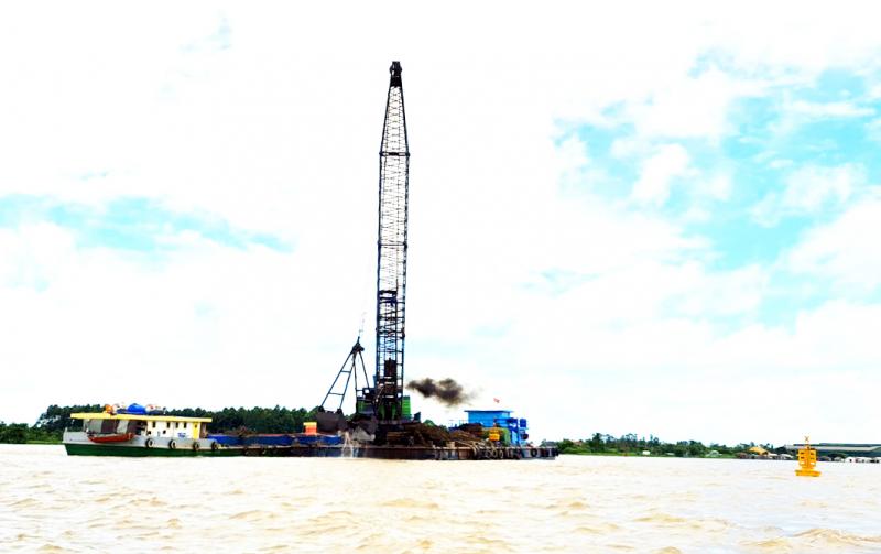 Diễn biến bất ngờ vụ mỏ cát trên 2.800 tỷ đồng ở An Giang