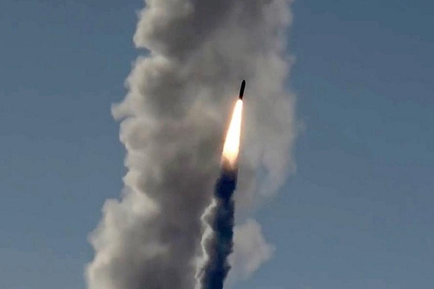Nga thử tên lửa đạn đạo xuyên lục địa