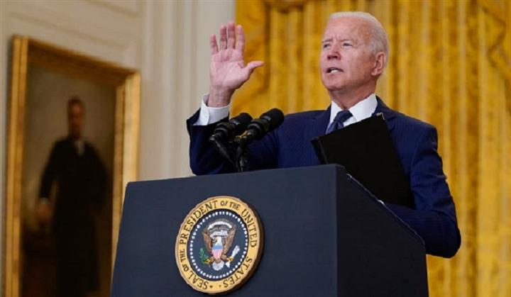 Tổng thống Biden hứa bảo vệ Đài Loan