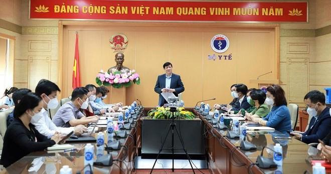 Bộ trưởng Y tế đề nghị kiểm soát chặt người về từ 4 tỉnh thành, lo ngại nguy cơ bùng dịch