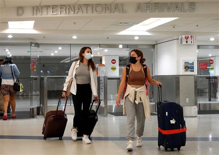 Mỹ công bố quy định mới đối với du khách quốc tế
