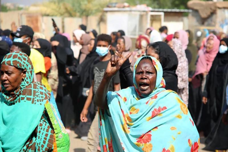Mỹ cắt viện trợ cho Sudan sau cuộc chính biến quân sự