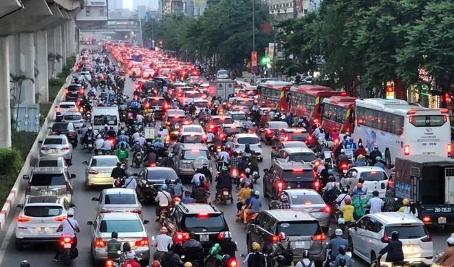 87 trạm thu phí ô tô vào nội đô dự kiến được đặt ở những vị trí nào?