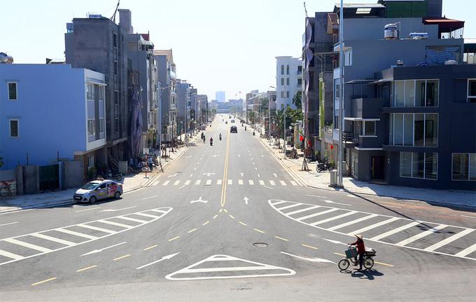 Hà Nội có thêm tuyến đường 200 tỷ đồng bốn làn xe