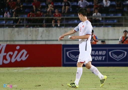 aff cup 2018 hlv park hang seo gui mat thu cho duy manh trong chien thang lao