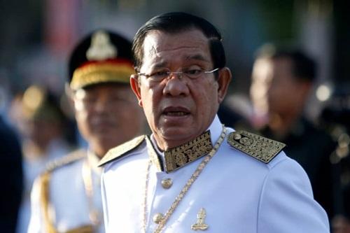 Thủ tướng Campuchia bác tin cho Trung Quốc xây căn cứ trên lãnh thổ