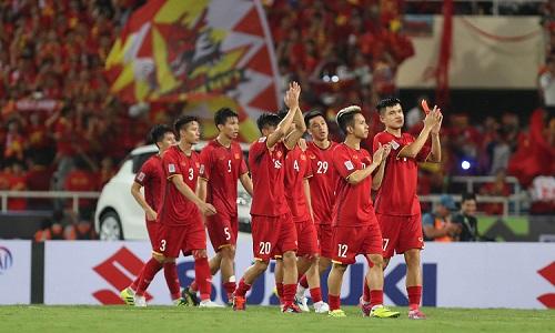 đội Tuyển Bong đa Việt Nam Trở Lại Top 100 Thế Giới