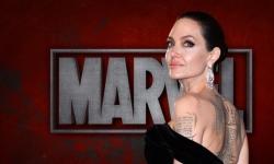 Angelina Jolie sơ tán vì phim trường có bom