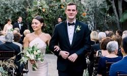 Con trai chủ Playboy cưới nữ diễn viên