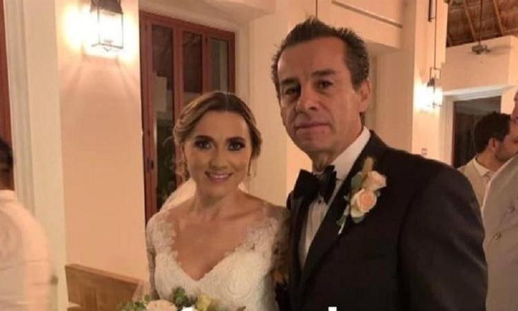Cựu thị trưởng Mexico cưới con dâu