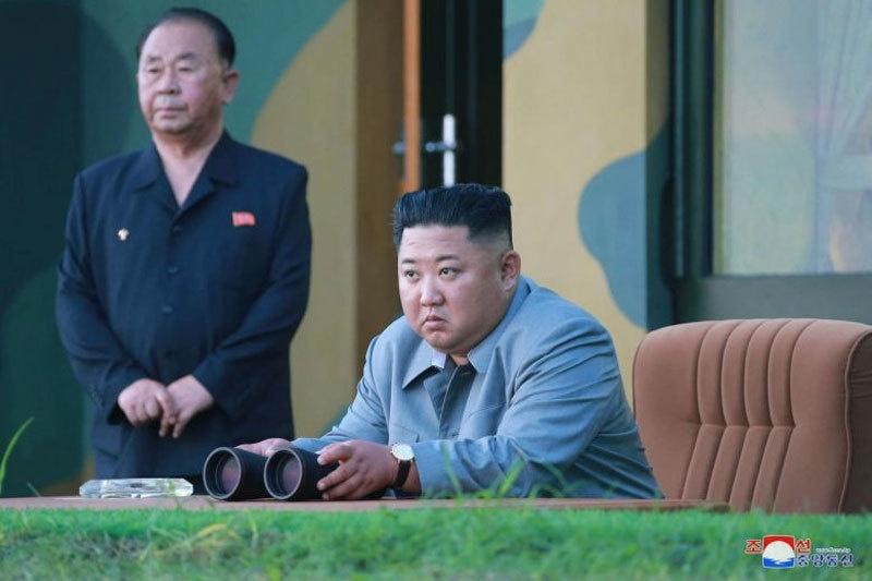 kim jong un the tra dua my han tap tran
