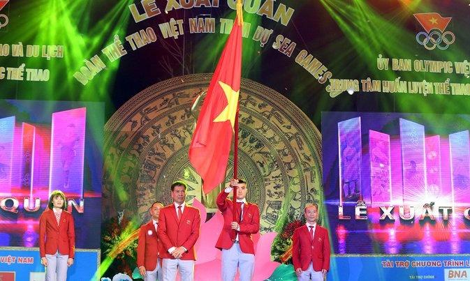 Thể thao Việt Nam xuất quân SEA Games 30, quyết giành HCV bóng đá