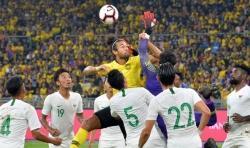 Malaysia thắng dễ Indonesia, áp sát tuyển Việt Nam
