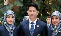 Các hoàng tử, công chúa Brunei góp mặt tại SEA Games 30