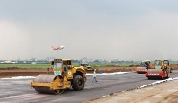 Sửa đường băng Nội Bài, Tân Sơn Nhất hoàn thành cuối năm 2020