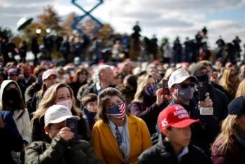Kỷ lục 90 triệu người Mỹ bỏ phiếu sớm bầu Tổng thống