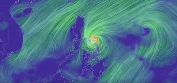 Siêu bão Goni đổ bộ Philippines với sức gió 225km/h, 1 triệu dân phải sơ tán