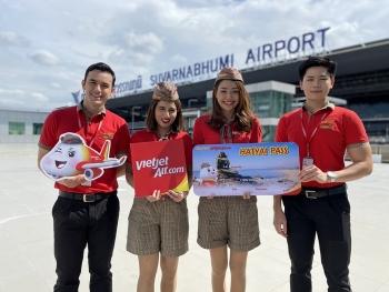 Vietjet Thái Lan khai trương đường bay Hat Yai - Chiang Rai