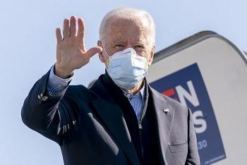 Biden tiếp tục dẫn trước Trump theo thăm dò