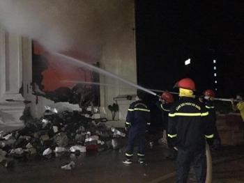 Cháy quán bar X5 ở Vĩnh Phúc: Danh tính 3 cô gái trẻ chết thương tâm