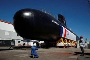 Tàu ngầm hạt nhân lớp Suffren: