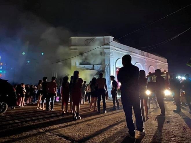 Quán bar X5 ở Vĩnh Phúc cháy làm 3 người chết: Buổi sinh nhật định mệnh