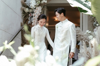 Công Phượng cưới vợ