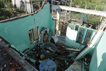 Miền Trung nhiều 'thương tích' trước bão Goni